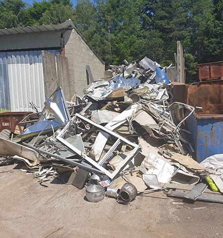 Achat et recyclage d'aluminium Rochefort