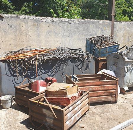 Achat et recyclage de câbles électriques Rochefort