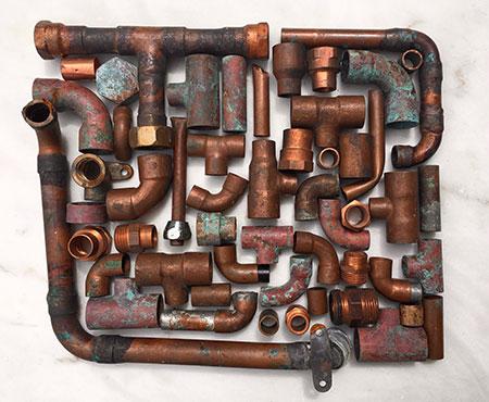 Achat et recyclage de cuivre Rochefort