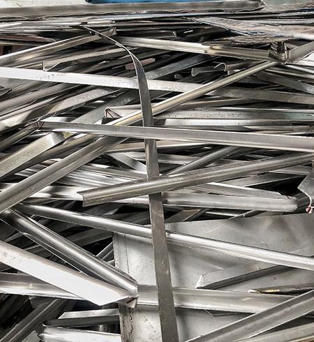 Achat et recyclage inox Rochefort