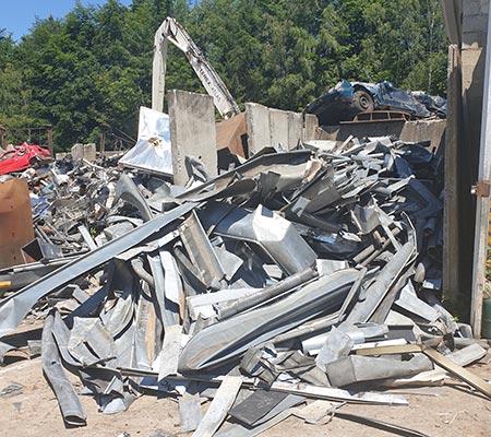 Achat et recyclage de zinc Rochefort